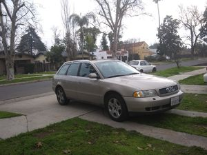 Audi a4 Avant Wagon 1998 LOOKING TO TRADE FOR A STICK SHIFT VEHICLE for Sale in Fresno, CA