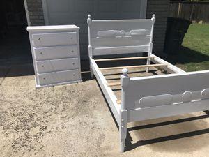 Nice full Size Bedroom Set for Sale in Tulsa, OK