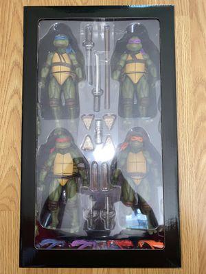 Neca SDCC 6in ninja turtles for Sale in Los Angeles, CA