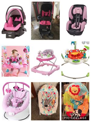 Minnie Mouse baby items for Sale in Norfolk, VA