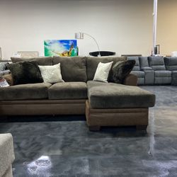 American Akan Mocha Sectional for Sale in Dallas,  TX
