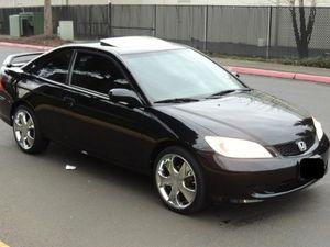 2004 Honda Civic EX AM/FM/CD/AUX for Sale in Warren, MI