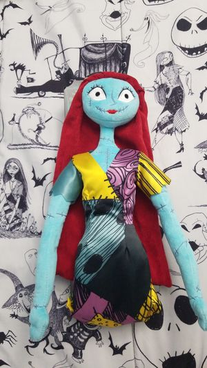 Disney's The Nightmare before Christmas Sally plush for Sale in Ontario, CA