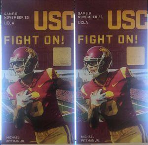 USC Trojans vs UCLA Bruins for Sale in Cypress, CA