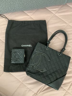 Chanel Chambon and matching wallet for Sale in Miami, FL