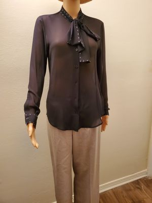 Michael Kors Sheer Blouse for Sale in College Park, GA