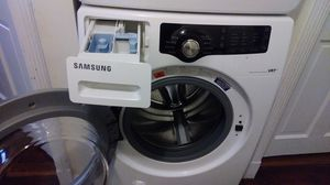 Samsung washer and dryer used $400 for both for Sale in Queens, NY