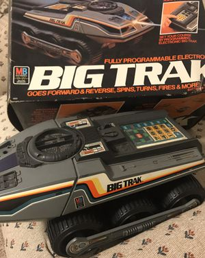 Big Trak by Milton Bradley for Sale in Madison, OH