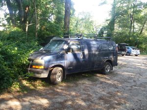 2004 Chevy Express 3500, blown motor 100,000 miles for Sale in Charlton, MA