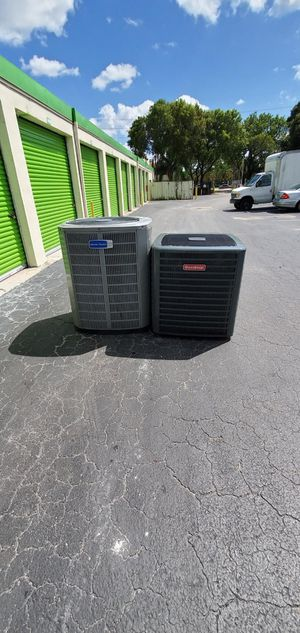 Used ac units (condensers) for Sale in Fort Lauderdale, FL