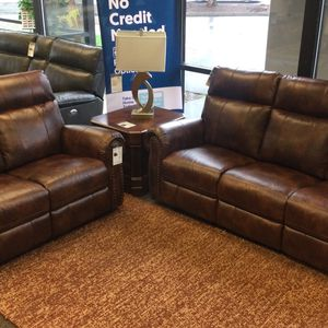 RECLINING SOFA AND LOVESEAT for Sale in Portland, OR