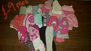 Baby girl clothes for Sale in Martinsburg, WV