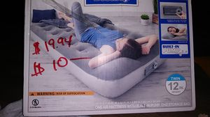 Twin size air mattress for Sale in Las Vegas, NV