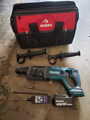 Makita SDS plus Hammer Drill for Sale in Campbell, CA