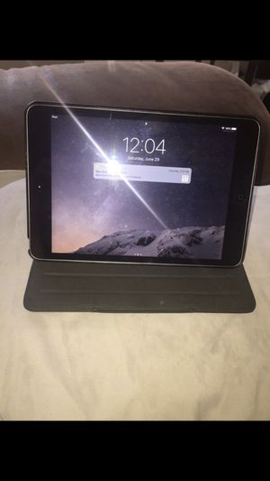 iPad mini 2 - 16 gb including Targas case for Sale in Chino Hills, CA