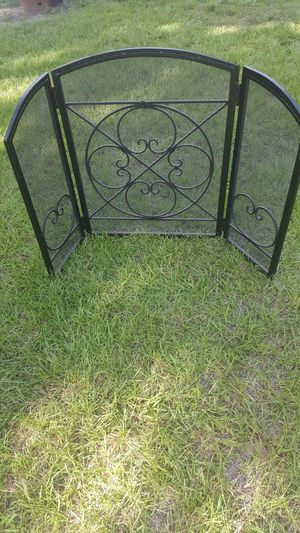 fireplace screen for Sale in North Charleston, SC