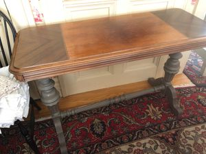 Console table Renaissance Revival for Sale in Stoneham, MA