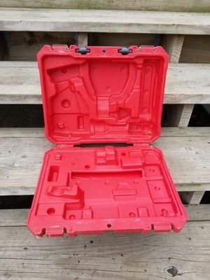 Milwaukee drill case for Sale in Jamesville, NY