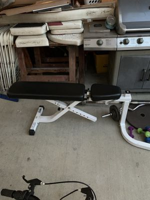Weight bench for Sale in Downey, CA