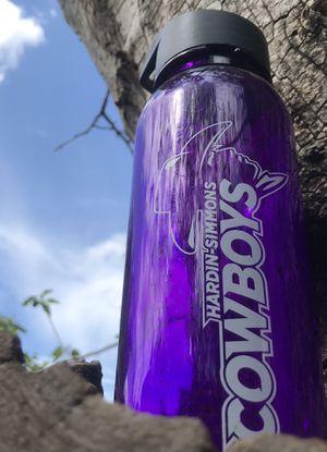 Hardin-Simmons University (HSU) Sports Water Bottle for Sale in Abilene, TX