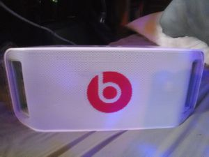 Gently used beats by dre beat box for Sale in Bakersfield, CA