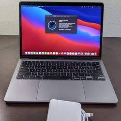 Macbook Pro 2020 Touch bar 13.3 in Retina Core i5 256 GB with original box (bought refurbished) for Sale in Redmond,  WA