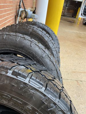 Nitto 285/55r/20 A/T Terra Grappler G2 for Sale in Allen Park, MI