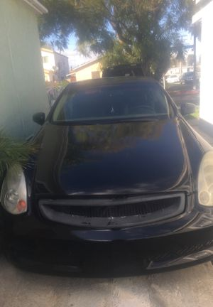 G35 for parts for Sale in Long Beach, CA