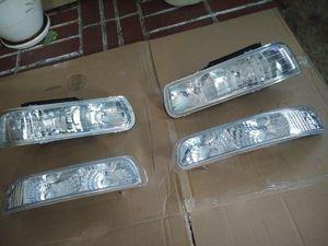 Chevy Silverado Tahoe (new) headlights for Sale in Fresno, CA
