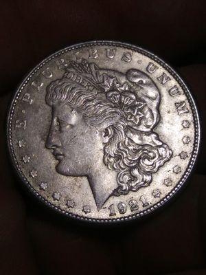Old Silver Morgan dollar for Sale in Denver, CO