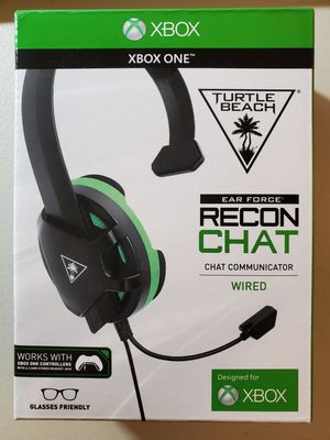 Gaming headphone with mic- XBOX one for Sale in Los Alamitos, CA