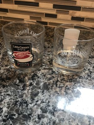 Jack Daniels whisky cups for Sale in New Baltimore, MI