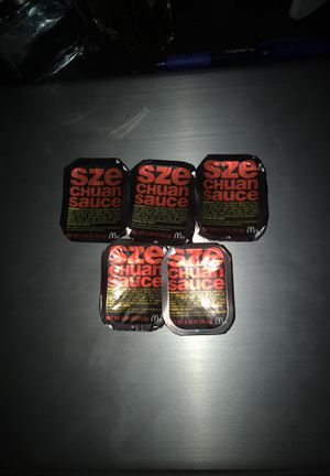 Szechaun sauce for Sale in Hialeah, FL