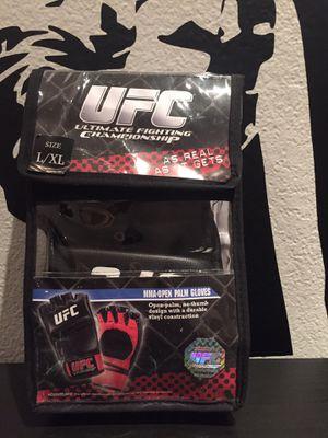 UFC MMA OPEN PALM GLOVES for Sale in San Fernando, CA