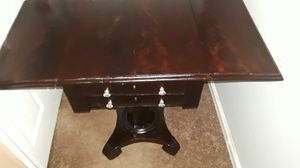 Antique Mahogany Table for Sale in UPR MARLBORO, MD