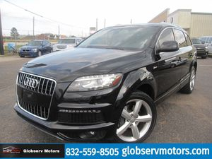 2011 Audi Q7 for Sale in Spring, TX