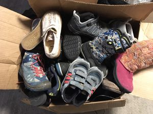 💥💥 WHOLESALE KID SHOES FOR RESALE 💥💥 merrell, keen, crocs, plae, adidas, etc, etc. for Sale in Seattle, WA