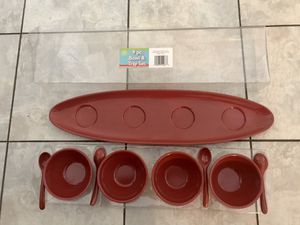 Serving Tray Set for Sale in Arlington Heights, IL