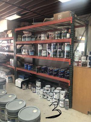 Pallet shelving for Sale in San Antonio, TX