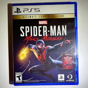 Spiderman Game PS5 for Sale in Miami, FL
