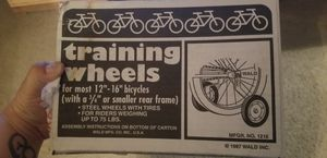 Training wheels for Sale in Lincoln, NE