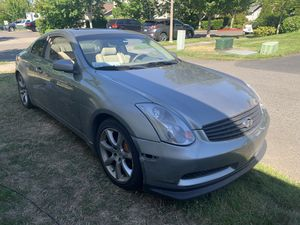 2004 Infinity G35 Sport Coupe for Sale in Seattle, WA