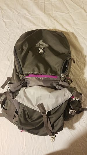 Gregory womens hiking backpack for Sale in Maplewood, MN