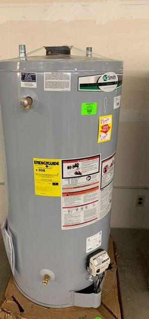74 gallon AO Smith water heater with warranty E8 for Sale in Dallas, TX