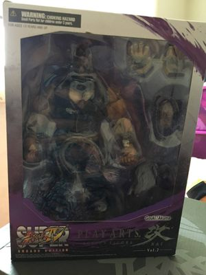 Play arts unopened akuma (authentic ) for Sale in Richmond, VA
