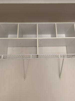 Closet organizer (white) for Sale in Sully Station, VA