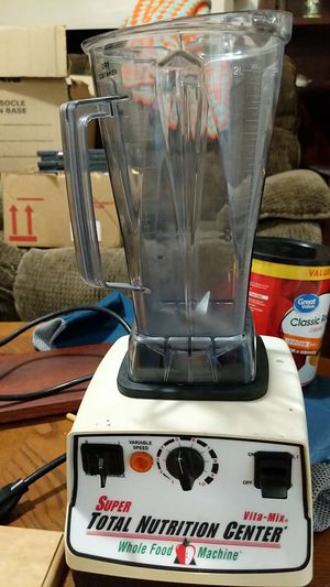 Vita-Mix total nutrition center blender for Sale in Meridian, ID