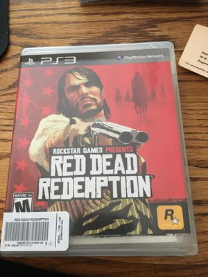 Red Dead Redemption for PS3 for Sale in Lewis Center, OH