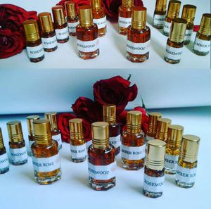AMBER ROSE and ROSEWOOD oil fragrances available in 12ml and 3ml for Sale in Houston, TX