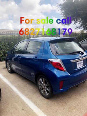 2013 Toyota Yaris for Sale in Dallas, TX